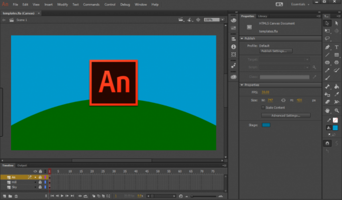Download Adobe Animate 2018 Latest Version